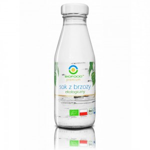 Sok z brzozy bio 200 ml Bio Food